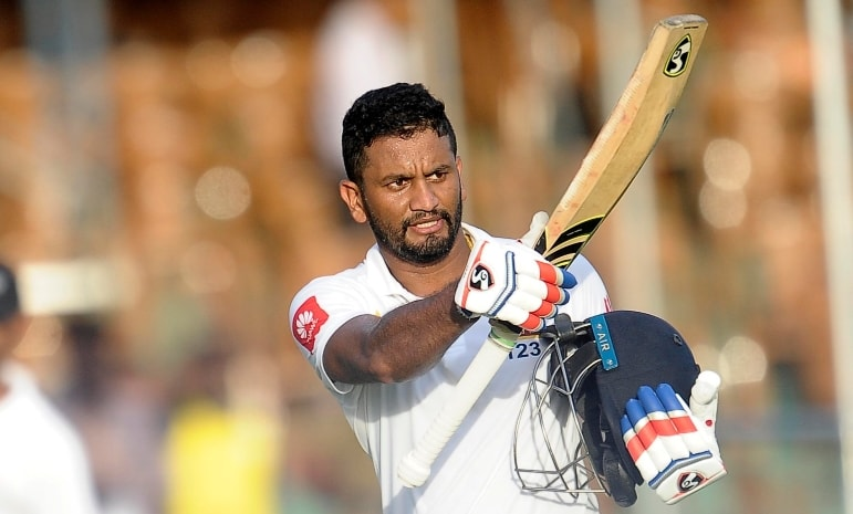 Dimuth Karunaratne captain of SL side for world cup