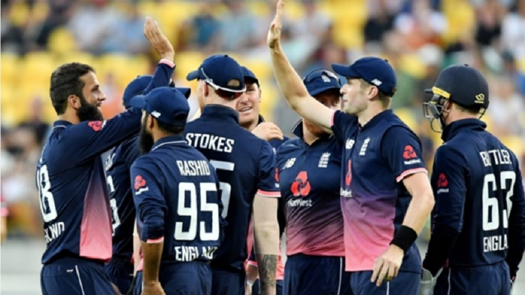 England announced world cup squad