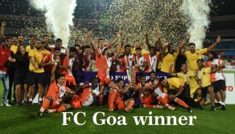 FC Goa Champions of Indian Super Cup 2019