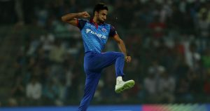 Jagadeesha Suchith signed by DC for Injured Harshal patel replacement