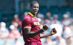 Jason Holder captain of the Windies team for world cup 2019