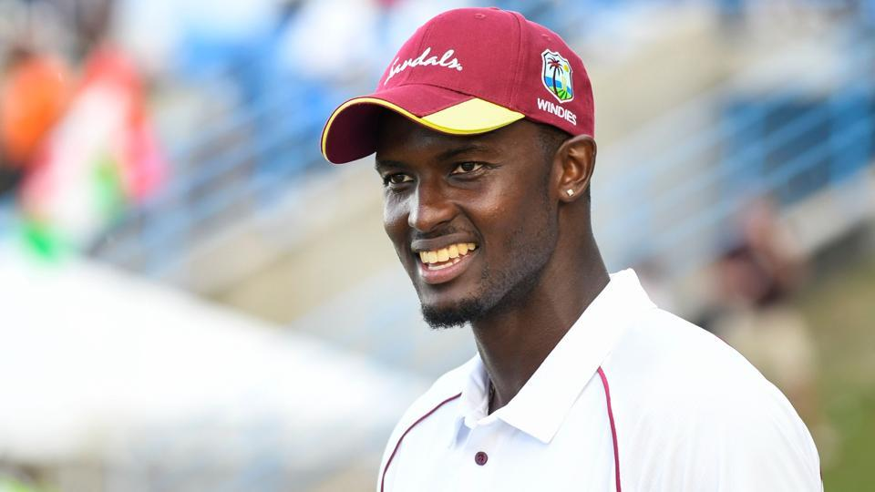 Jason Holder captain windies team