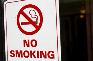 No Smokling at Olympics games 2020