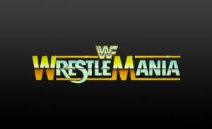 wrestlemania 1 logo wallpaper
