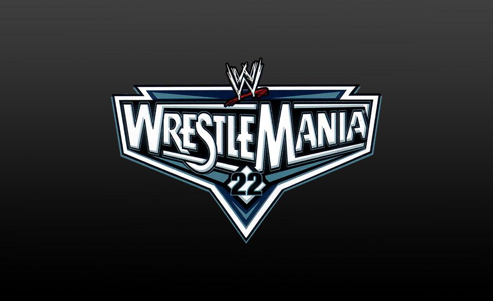 wrestlemania 22 logo wallpaper