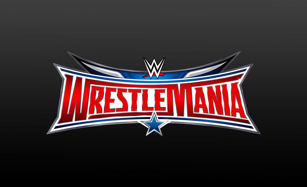 wrestlemania 32 logo wallpaper