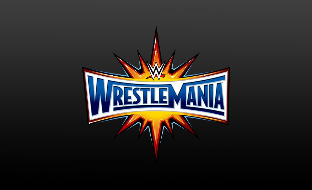 wrestlemania 33 logo wallpaper