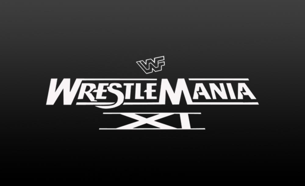 wrestlemania XI logo wallpaper