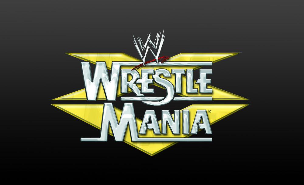 wrestlemania XV logo wallpaper