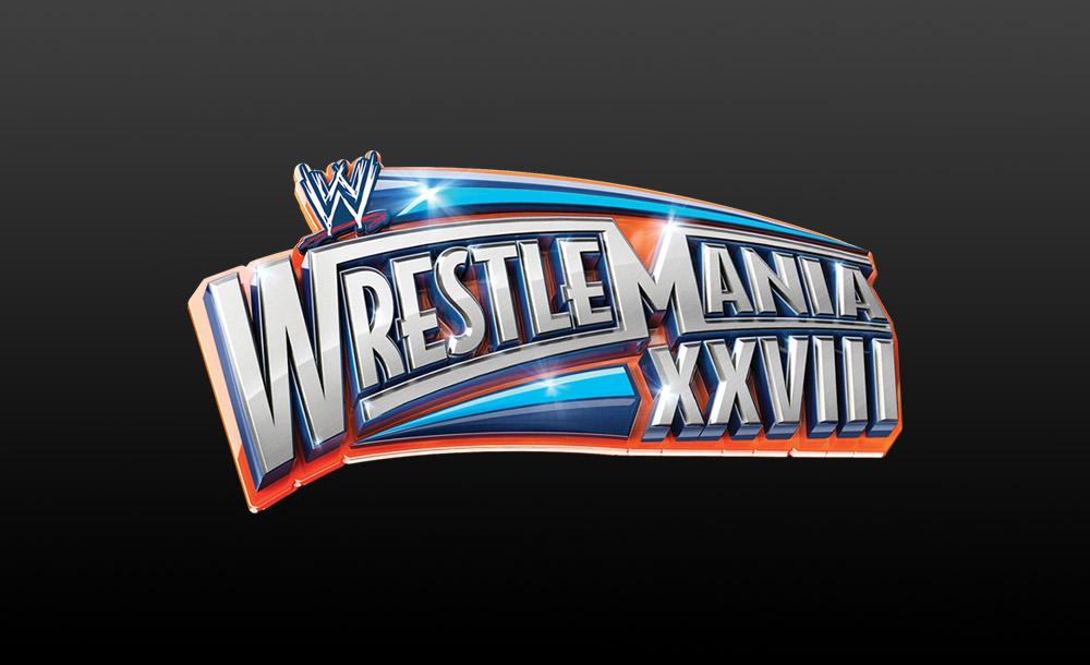 wrestlemania XXVIII logo wallpaper