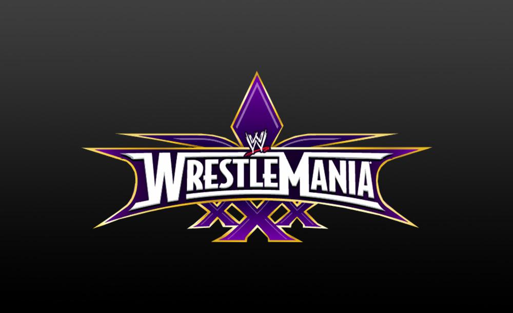 wrestlemania XXX logo wallpaper