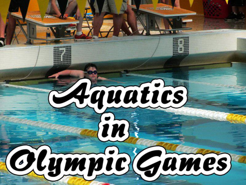 Aquatics in summer Olympics