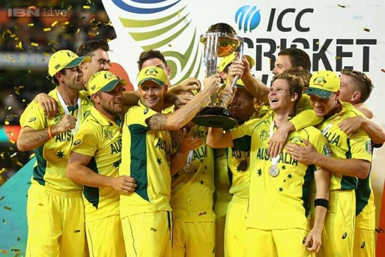 Australia winner of 2015 cricket world cup