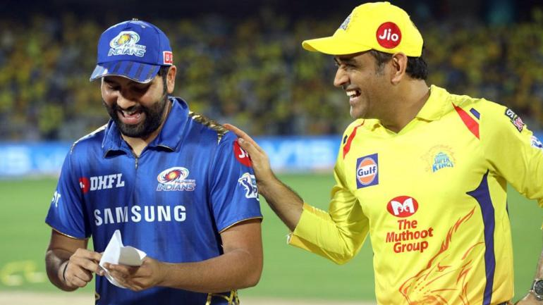 CSK and MI captain in happy before Final of IPL