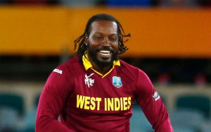 Chris henry gayle vice captain of west indies in cwc 2019