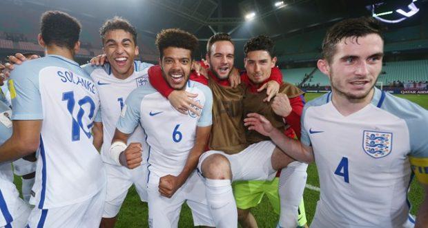 England u 20 football players