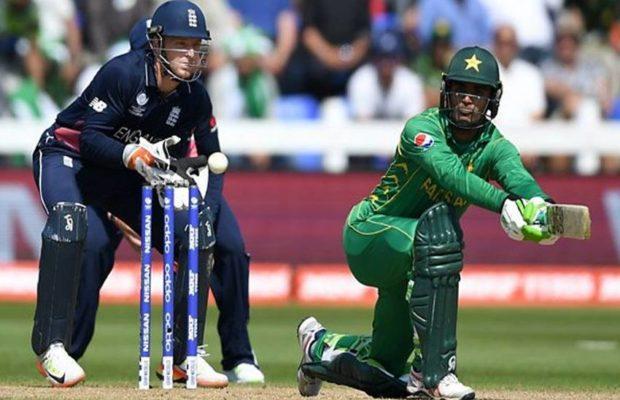 England vs Pakistan cricket match