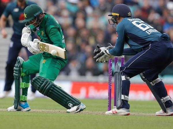 England vs Pakistan in odi game