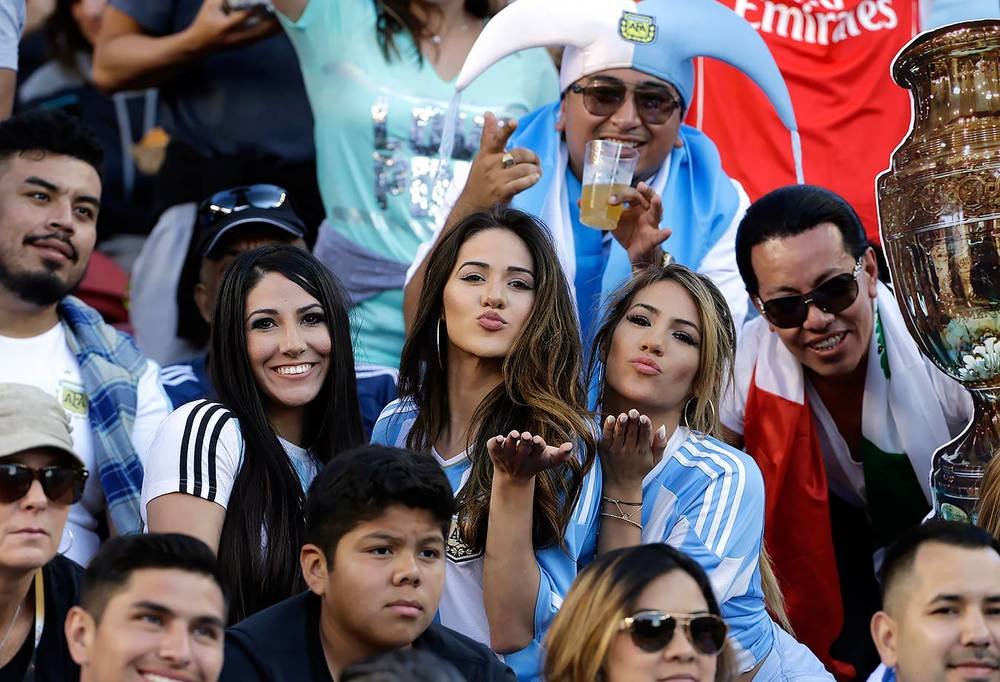Fans Ready to cheer their country in Copa America 2019