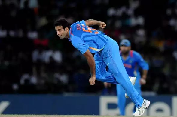 Irfan pathan only player of India in CPL players draft