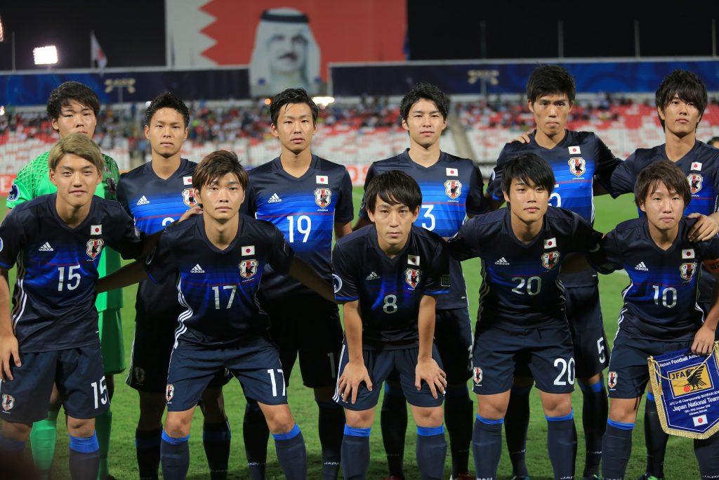 Japan football players