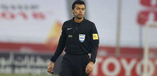 Muhammad Taqi officiates in 2019 Fifa U 20 world cup