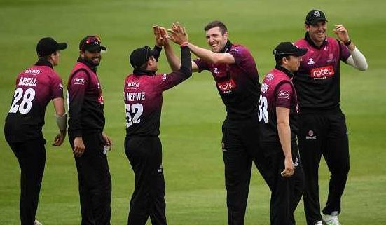 Nottinghamshire vs Somerset cricket match