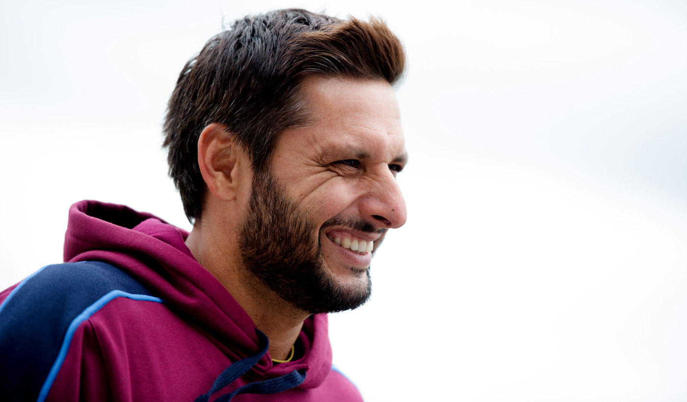 Shahid Afridi pick as Icon players in Euro T20 Slam