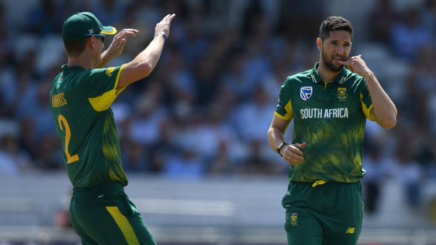 South Africa Cricketer celebration after taking wickets