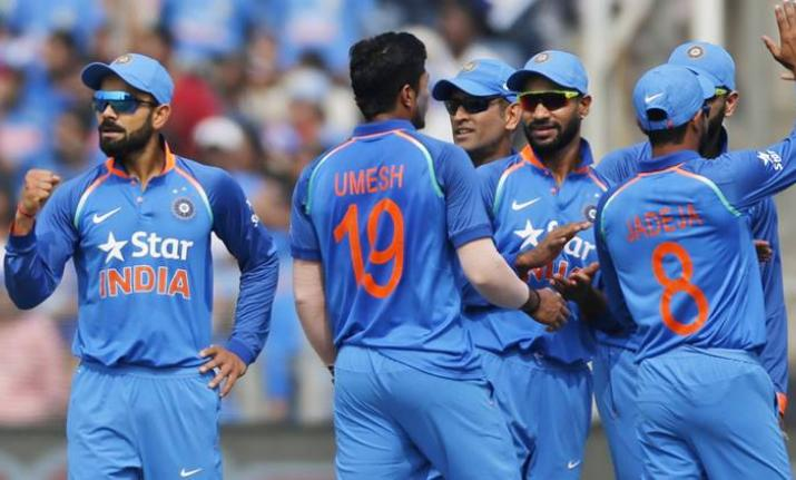 Team India ready for the world cup