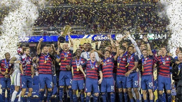 USA Gold cup winner