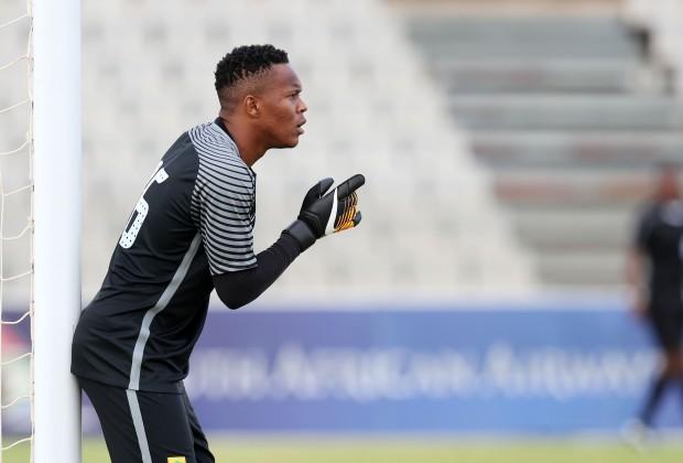 goalkeeper player of Khulekani Kubheka