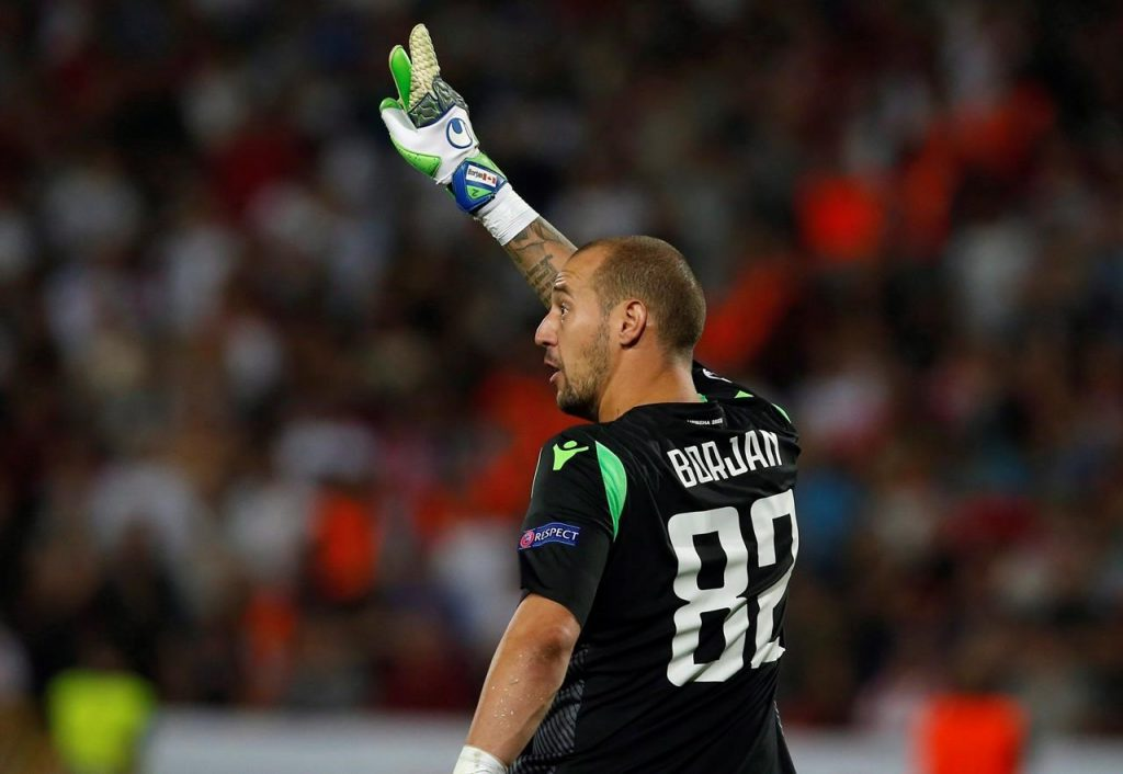 Milan Borjan in canada squad for gold cup