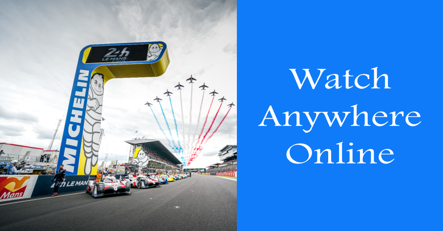 24 Hours of Le Mans 2020 online