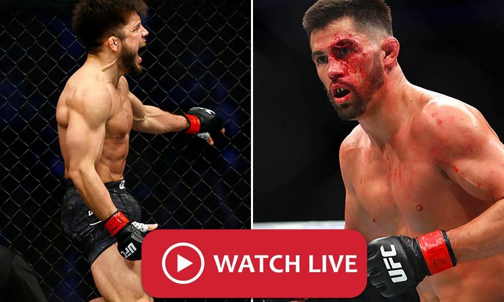 Cejudo vs Cruz watch ufc 249 fight