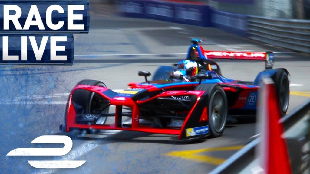Formula E races live online