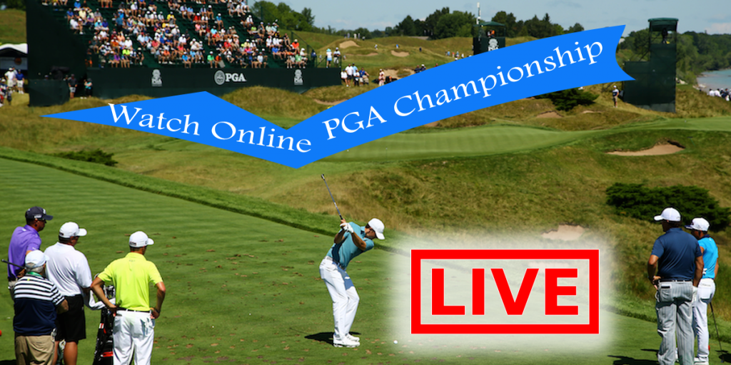How to watch PGA Championship 2020 online