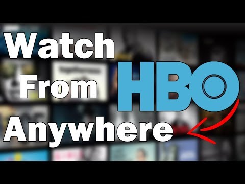 Watch HBO Anywhere