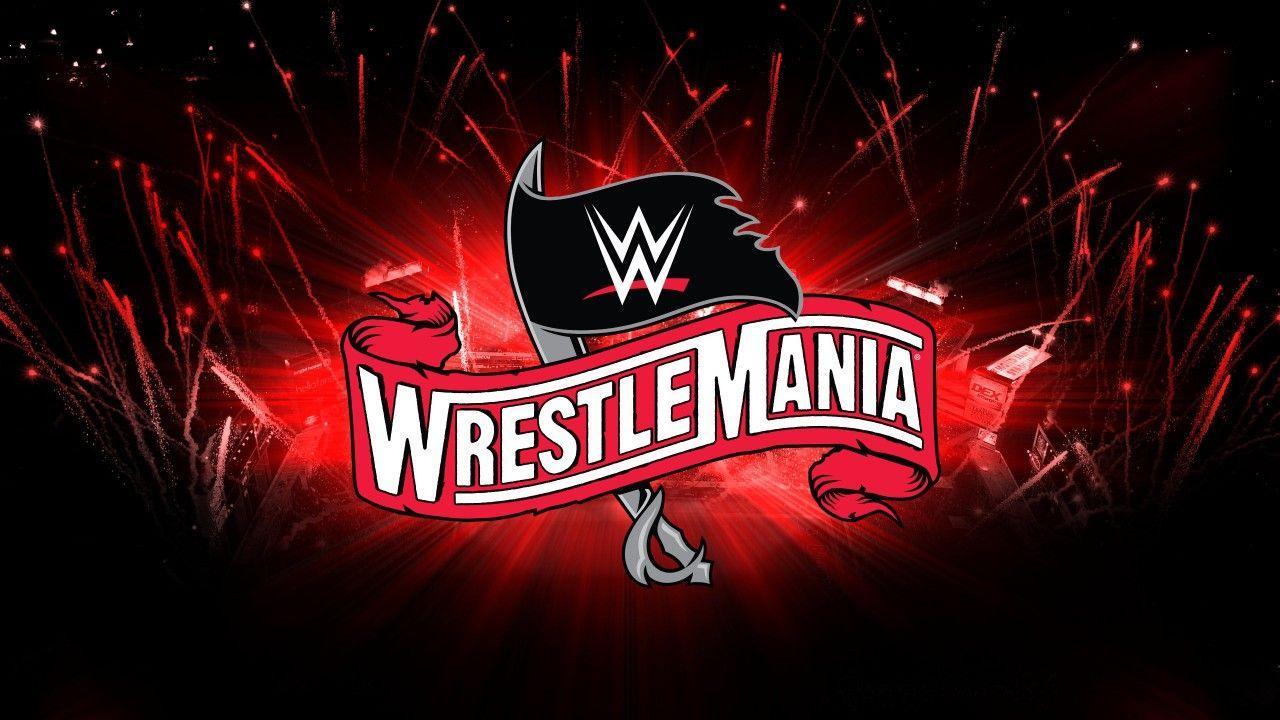 WrestleMania 36 HD wallpaper in JPG format