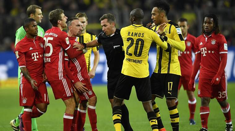Bayern Munich and Dortmund players ready for thriller of 26 may