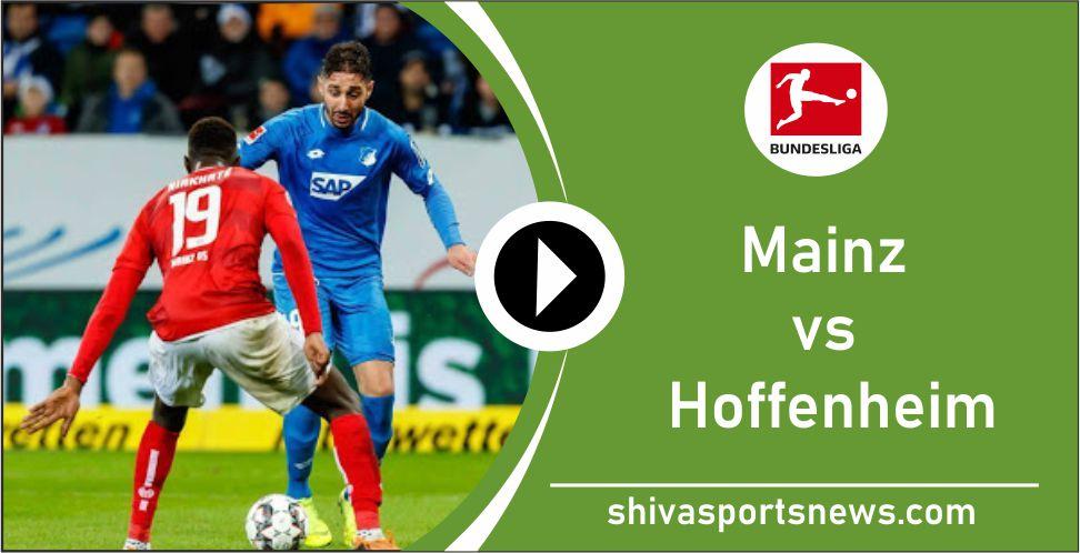 Mainz vs Hoffenheim