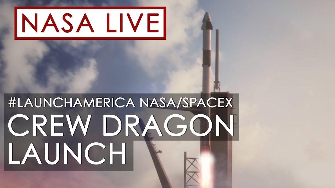 NASA Space X Launch