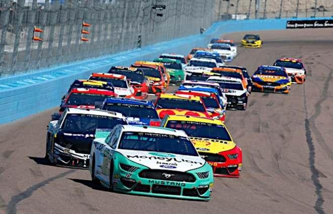NASCAR live race