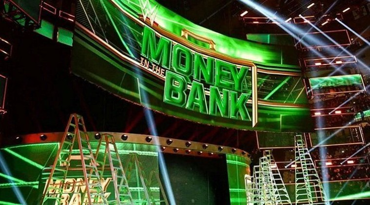 WWE money in Bank 2020