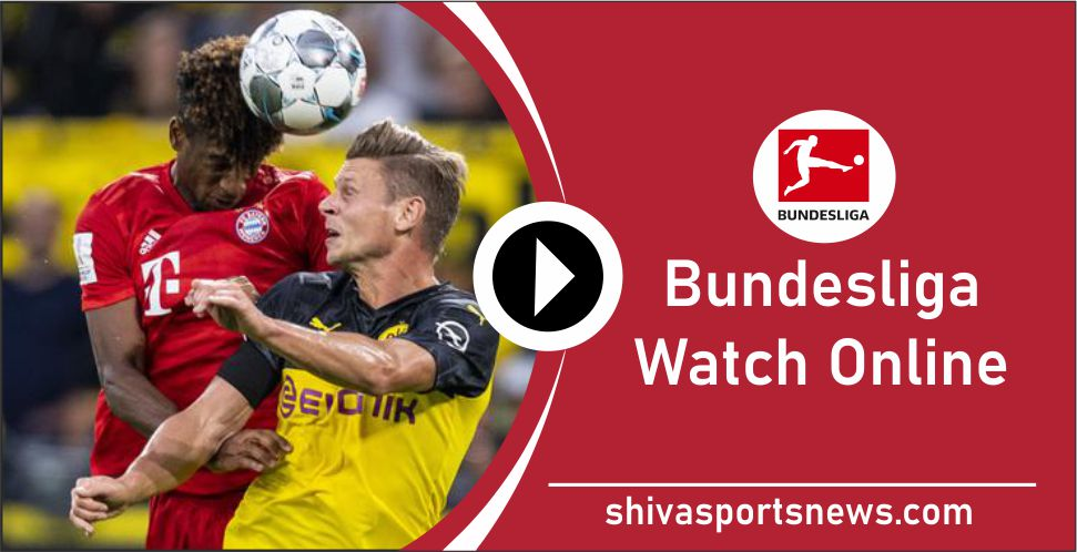 Bundesliga live stream Anywhere with VPN