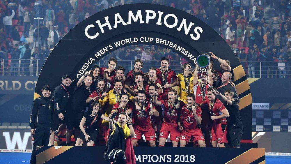 Belgium winners of Hockey world cup 2018 e1596636139856