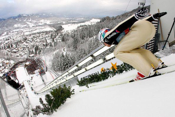 Four Hills Tournament ski Jumping
