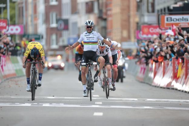 Liege Bastogne Liege cycling