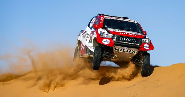 Watch Dakar Rally Online Anywhere