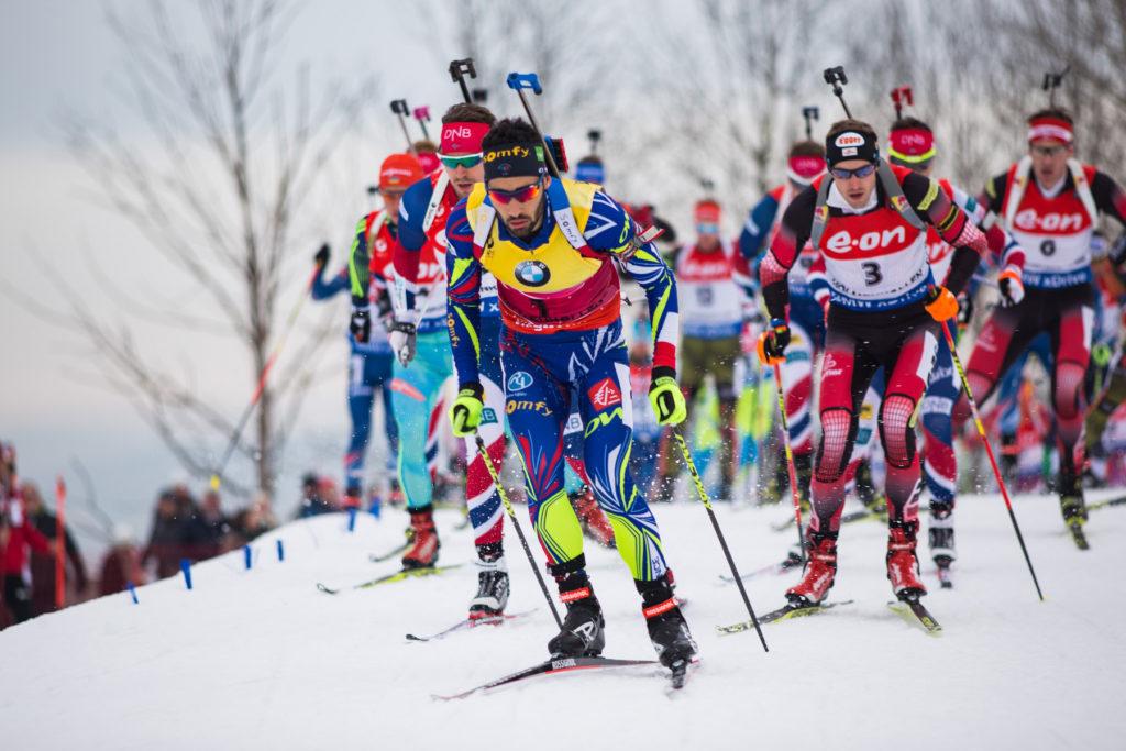biathlon events